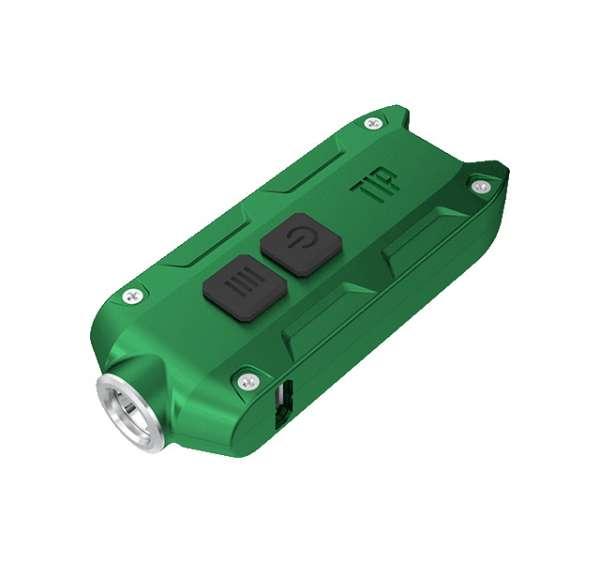 Nitecore TIP Led-Lampe grün