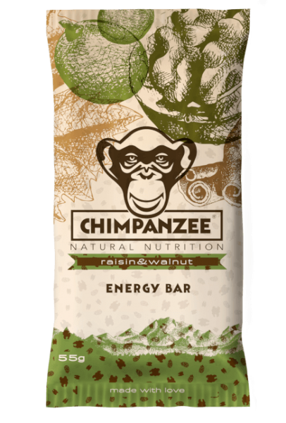 Chimpanzee Energy Bar Rosine & Walnuss