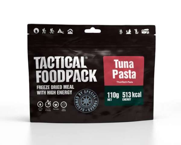 Tactical Foodpack Tunfisch Pasta