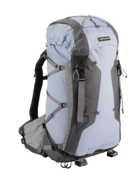 Lightwave Wildtrek 55W Ultraleicht Rucksack horizon blue