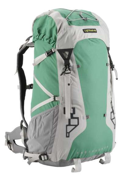 Lightwave Fastpack 50 l Ultraleicht Rucksack green