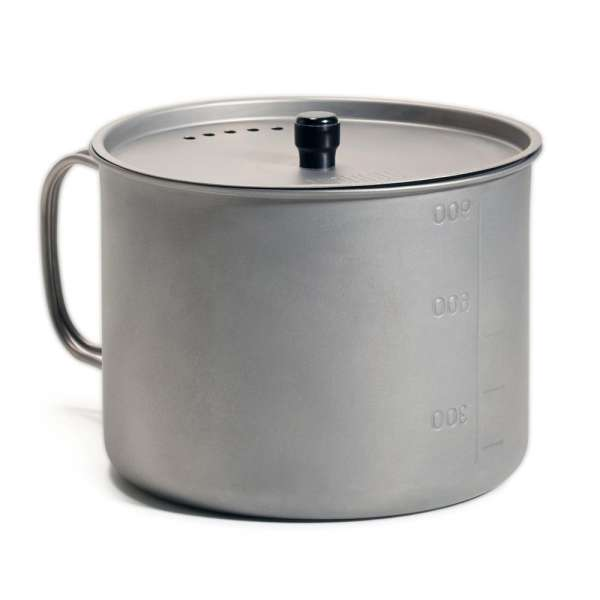 Vargo Ti-Lite 900 Mug Titan Topf