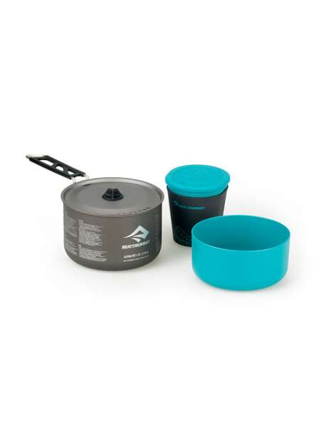 Sea To Summit Alpha 1 Pot Cook Set 1.1
