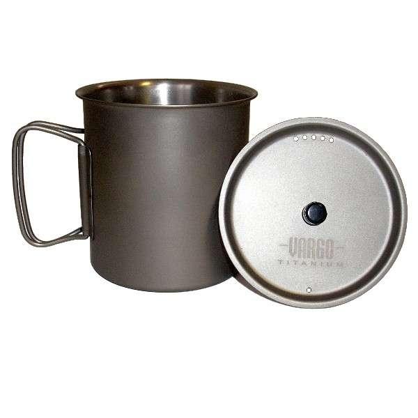 Vargo Ti-Lite 750 Mug Titan Topf