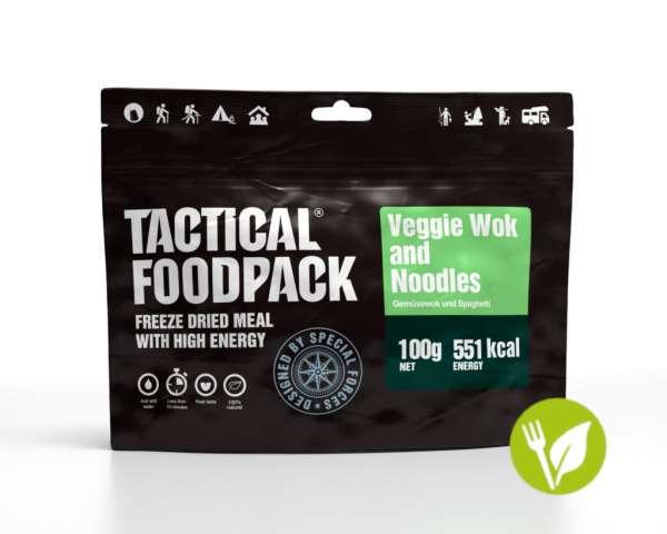 Tactical Foodpack Veggie Gemüsewok