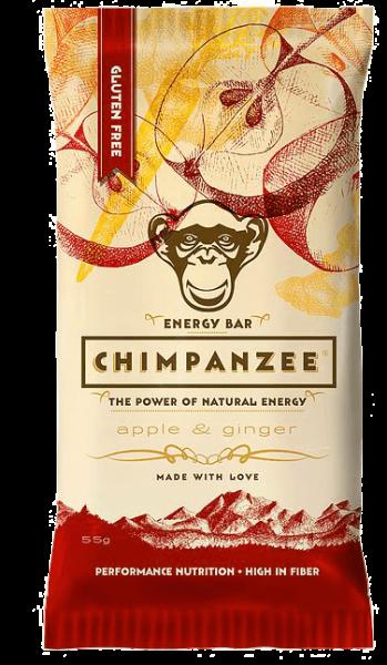 Chimpanzee Energy Bar Apfel & Ingwer