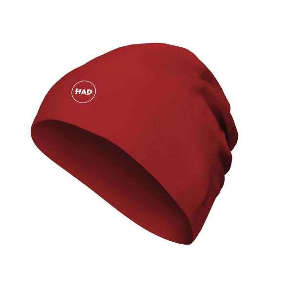 H.A.D. Merino Beanie Red