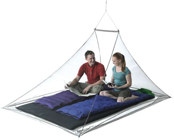 Sea To Summit Nano Mosquito Double Pyramid Net