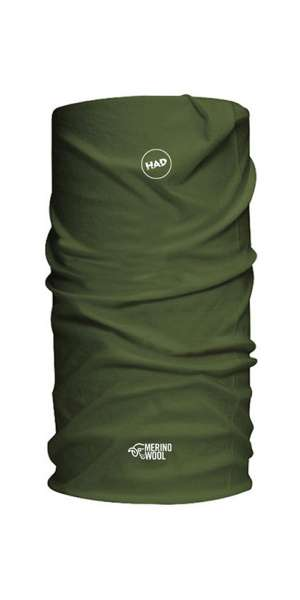 H.A.D. Merino Multifunktionstuch Army Green