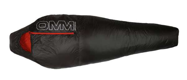 OMM Mountain Raid 100 Schlafsack