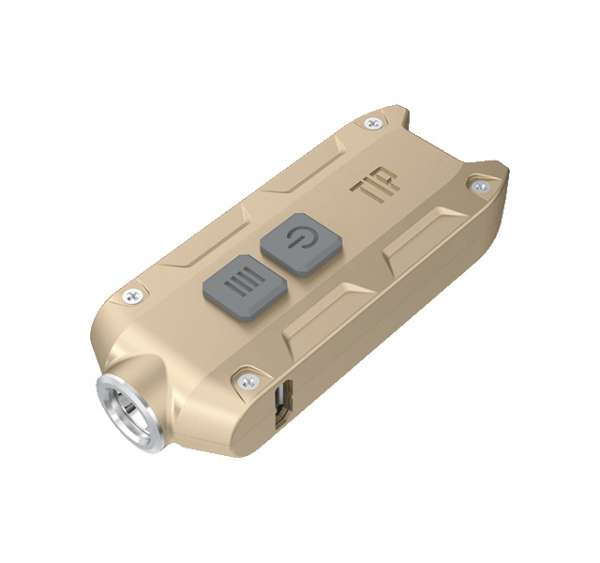 Nitecore TIP Led-Lampe gold