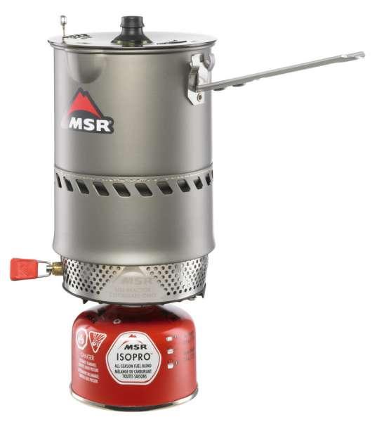 MSR Reactor 1.0 L Reactor Kochersystem
