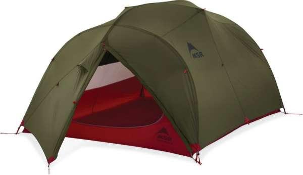 MSR Mutha Hubba NX Tent grün