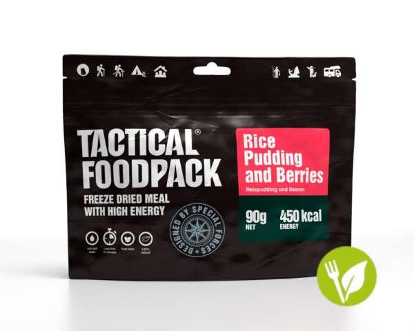 Tactical Foodpack Reispudding und Beeren