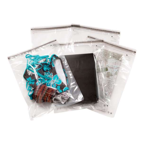 NOAKS Bag Druckverschlussbeutel Set mit 5 Größen