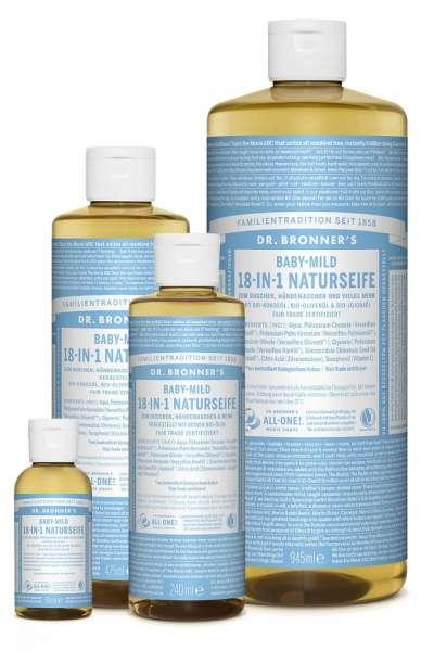 Dr. Bronner 18-IN-1 Naturseife Magic Soap