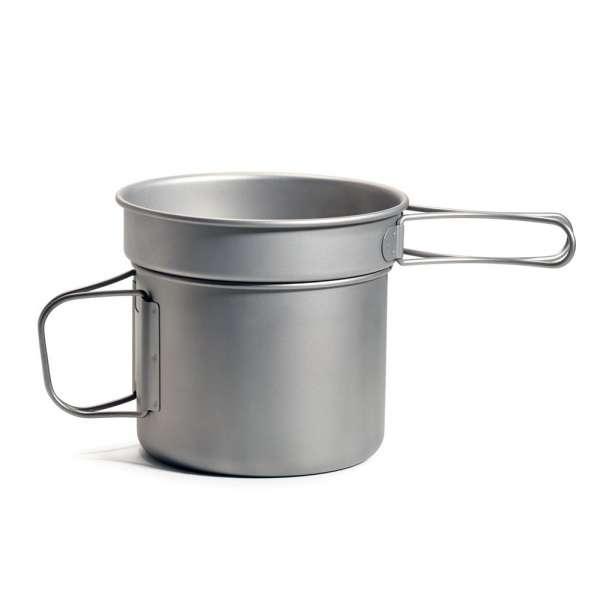 Vargo Ti-Lite Boiler