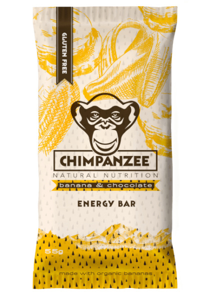 Chimpanzee Energy Bar Banane & Schoko