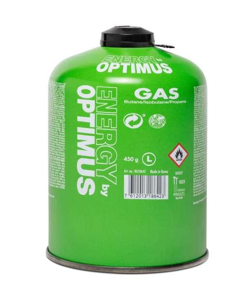 Optimus Ventilgaskartuschen 450 g