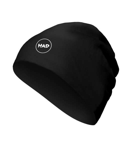 H.A.D. Merino Beanie Black Eyes