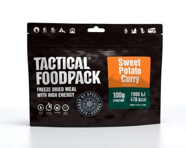 Tactical Foodpack Süßkartoffel Curry