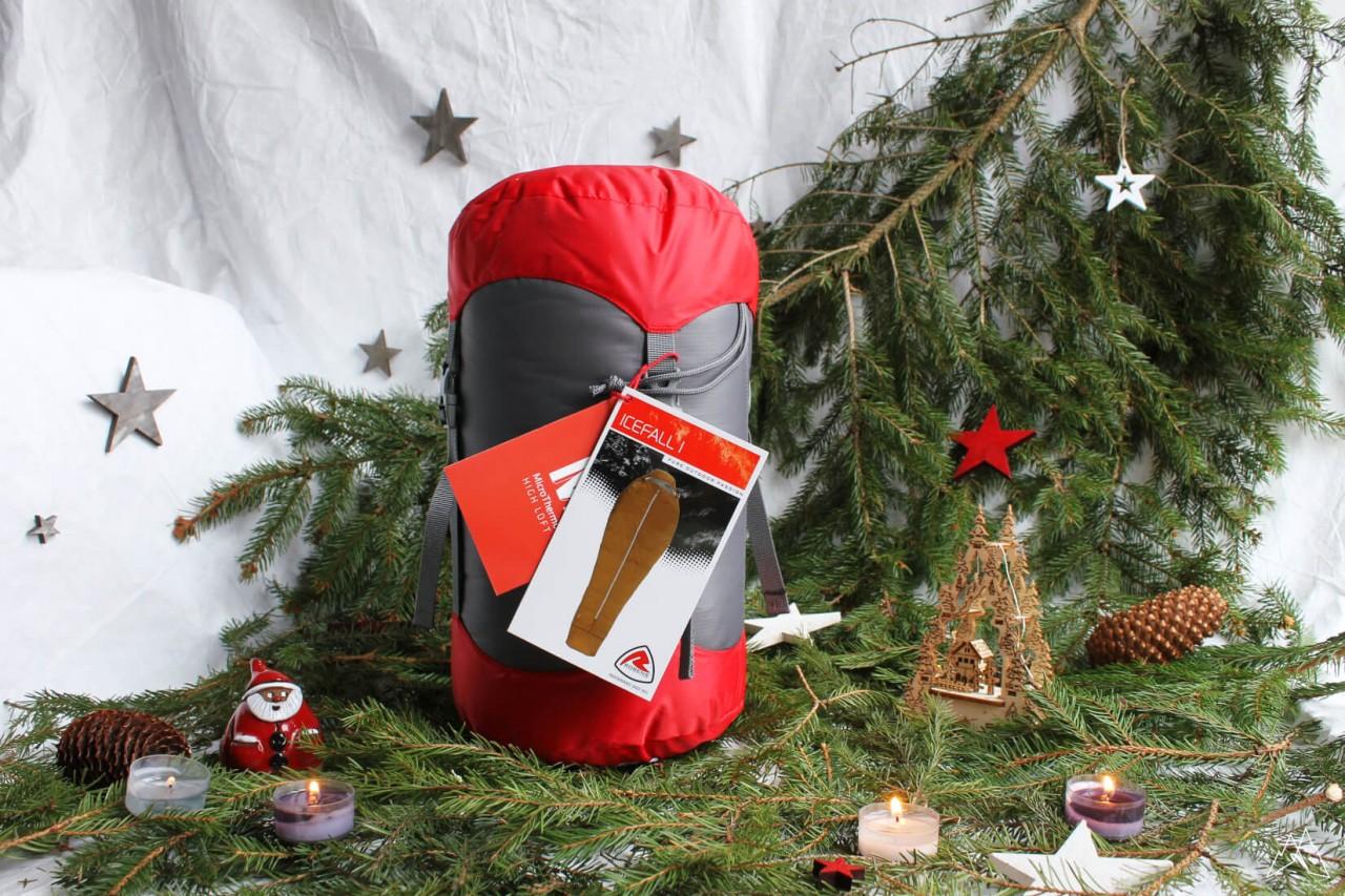 Kunstfaser-Schlafsack von Robens