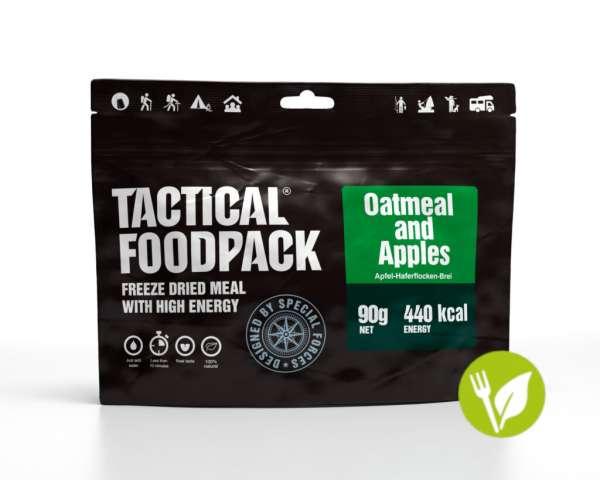 Tactical Foodpack Haferflocken mit Apfel