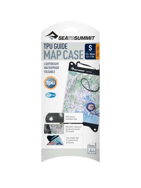 Sea To Summit Waterproof Map Case-Kartentasche