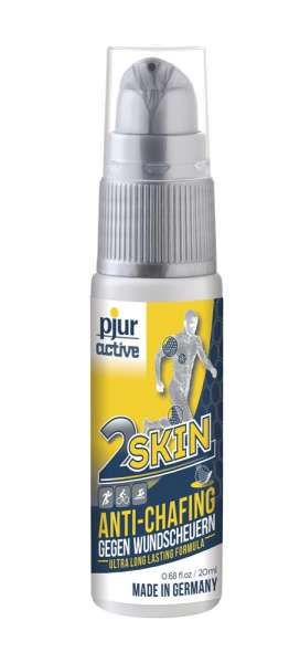 pjur Active 2skin Anti Chafing Gel