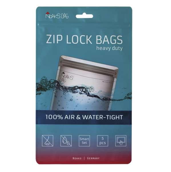 NOAKS Bag Druckverschlussbeutel Smart Set