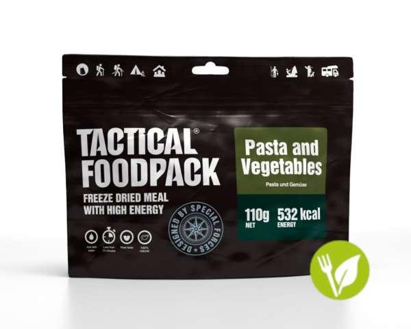 Tactical Foodpack Gemüse Pasta
