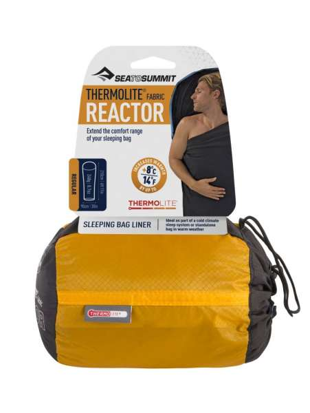 Sea To Summit Reactor Thermolite Mummy Liner