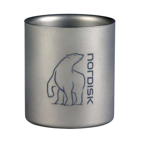Nordisk Double Wall Titanium Mug 220 ml