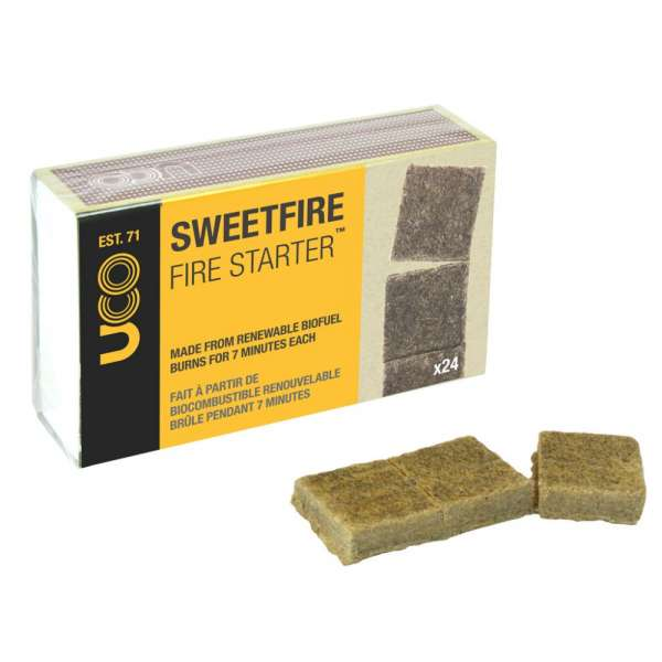 UCO Sweetfire Anzünder Tabs