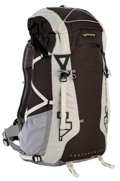 Lightwave Fastpack 50 l Ultraleicht Rucksack grey