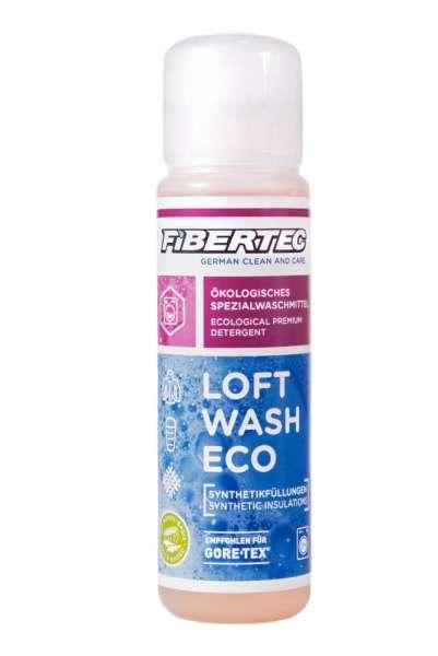Fibertec Loft Wash Eco Waschmittel