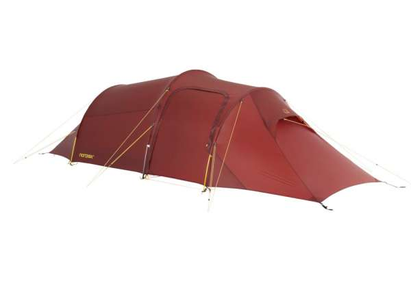 Nordisk Oppland 2 LW Zelt Burnt Red