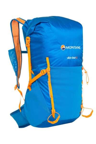 Montane Ultra Tour 22 electric blue M/L