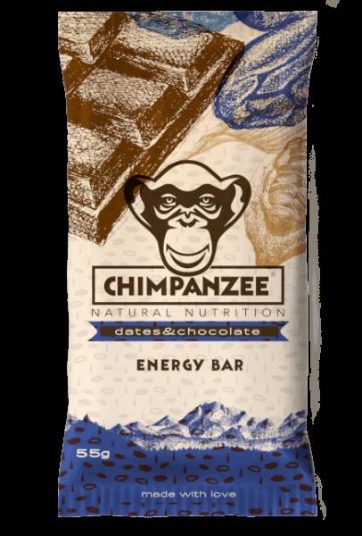 Chimpanzee Energy Bar Datteln & Schoko