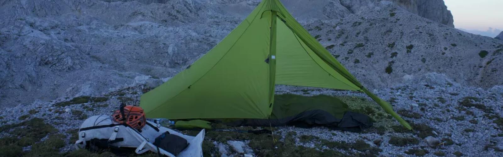 Trekking-Ultraleicht-Zelt