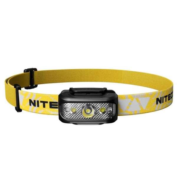 Nitecore NU17 Stirnlampe gelb